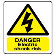 Warn140 - Danger Electric